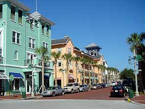 Visiting Celebration Florida 8