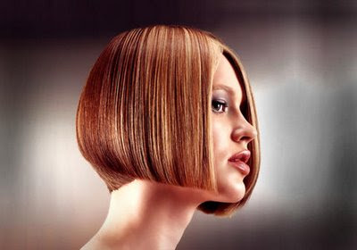 2010 beauty Short Trendy Hairstyles
