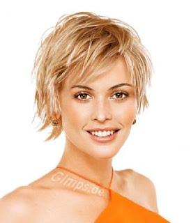Short Hairstyles Trends 2010 2011 Short Trendy Shag