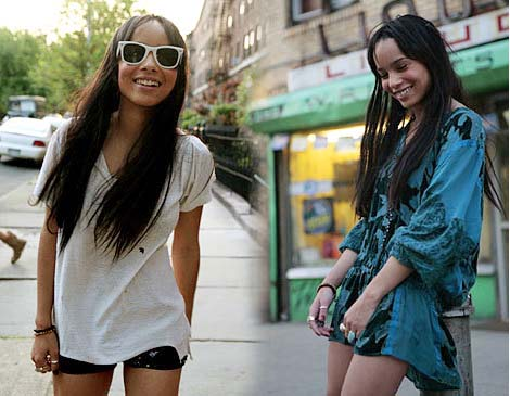 Hairstyle Mode Fashion: black hair magazine hairstyles