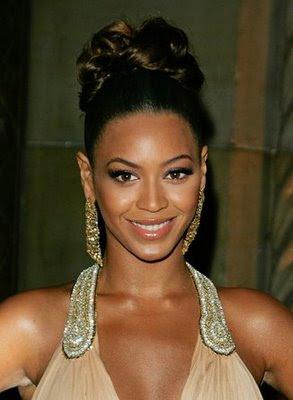men women hairstyles beyonce updo hairstyle