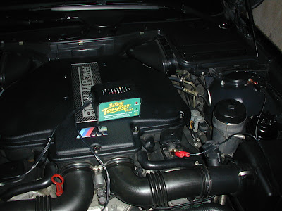 Bmw M5 Bmw M5 Battery Tender Hook Up