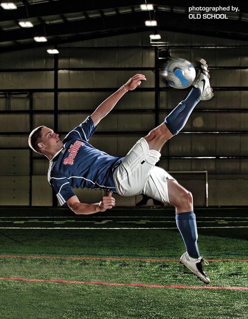 Sports Photography School: Old School Photography: Action Sports Photography