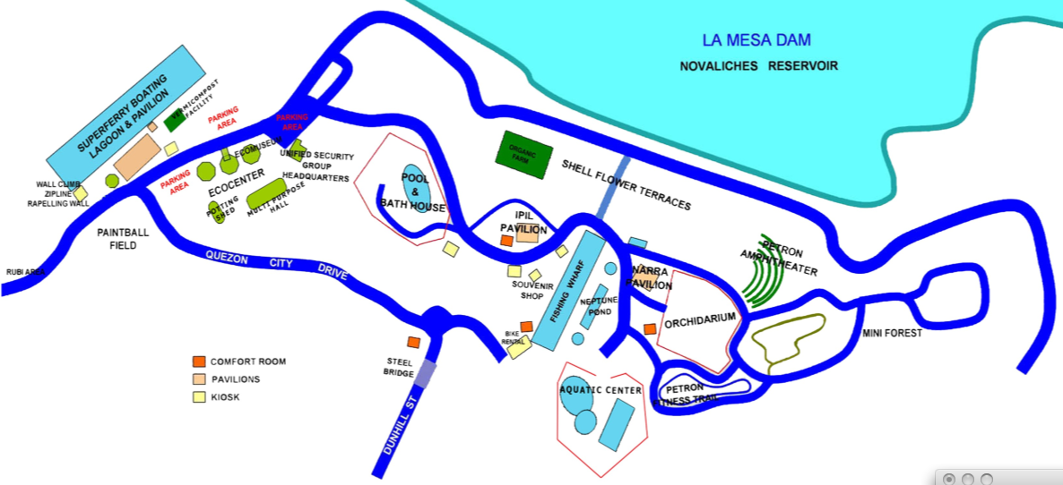 How To Get To La Mesa Eco Park?   Directions, Routes, Maps