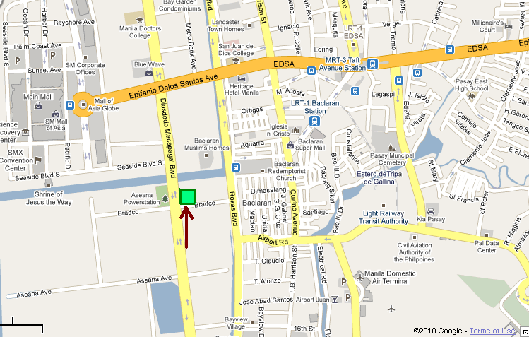 Directions, Routes, Maps, Shortcuts in Metro Manila: How To