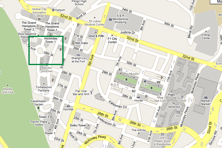 How To Get To Burgos Circle? | Directions, Routes, Maps, Shortcuts
