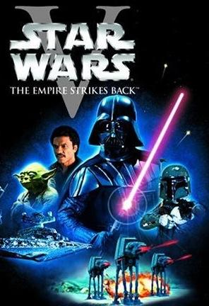 Poster Of Star Wars Episode V (1980) Full Movie Hindi Dubbed Free Download Watch Online At worldfree4u.com