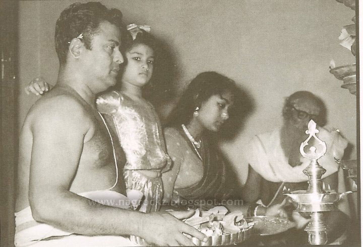 Gemini Ganesan Friend Actor Rajesh Says About Savithri Life: Legend Savithri's Rare FAMILY Pics#Once In Life Time
