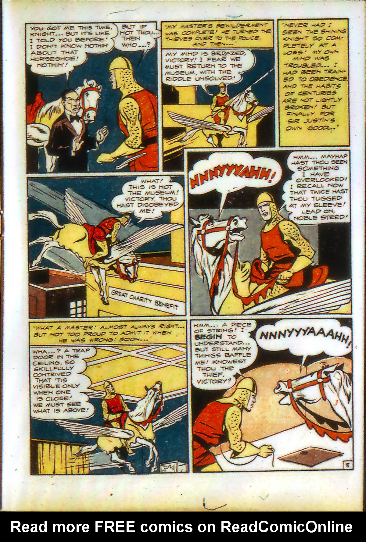 Read online Adventure Comics (1938) comic -  Issue #89 - 27
