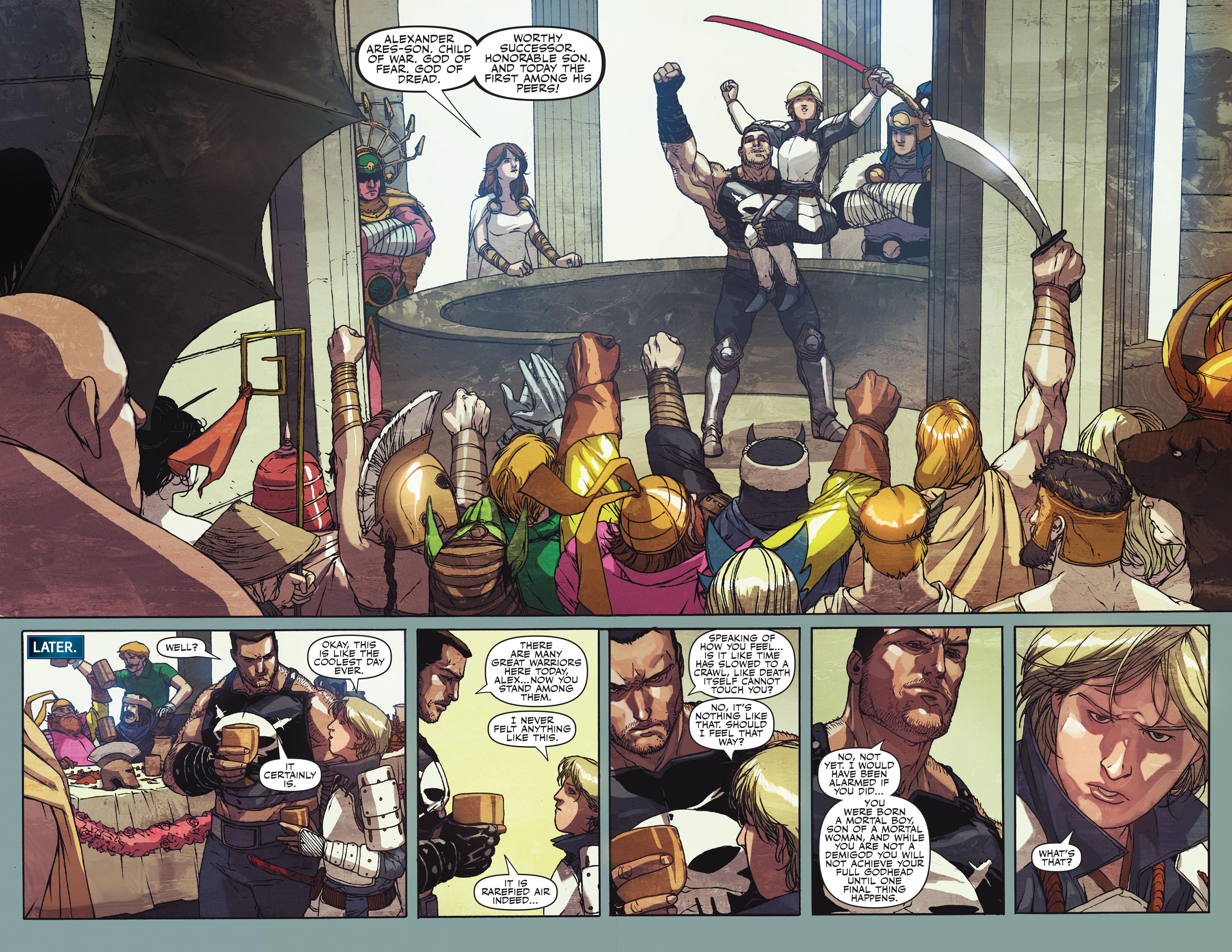 Read online Secret Warriors comic -  Issue #10 - 24