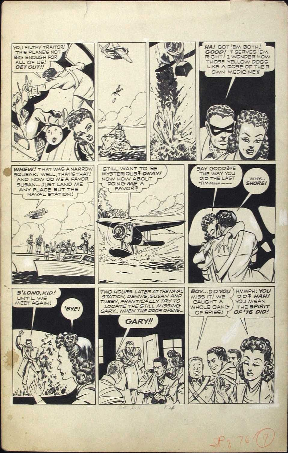 Green Hornet Comics issue 9 - Page 15