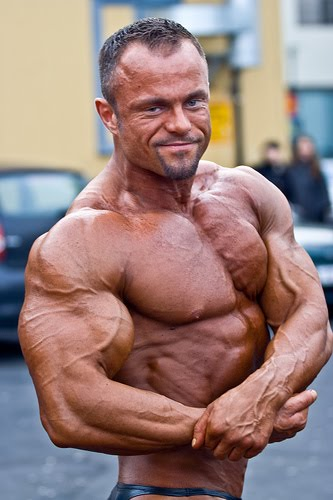 world bodybuilders pictures: Iceland bodybuilder photo