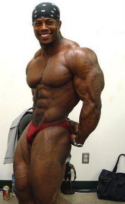 black african bodybuilders photos part eleven