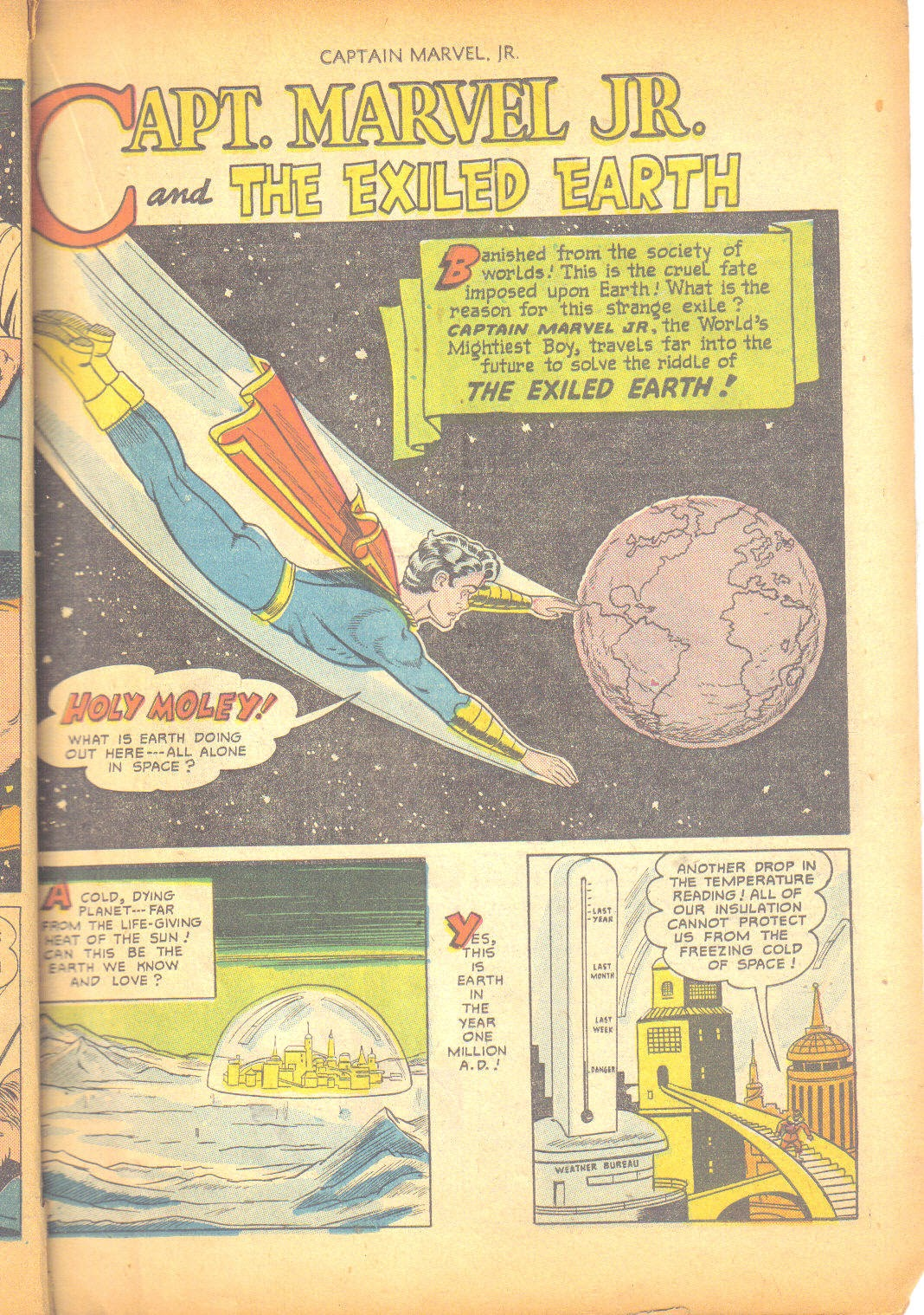 Captain Marvel, Jr. issue 95 - Page 34