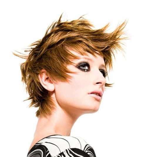 hair style 2010 new haircuts and hairstyles 2010 funky hairstyles 7359