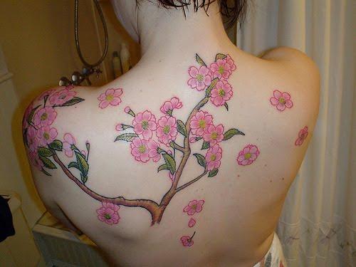 Tattoo Japan Cherry Blossom Tattoos