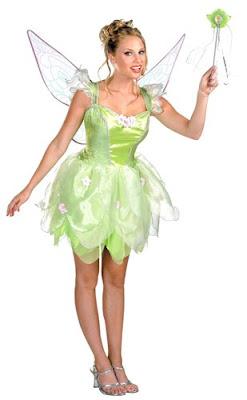 Tinkerbell Costumes Free World Pics