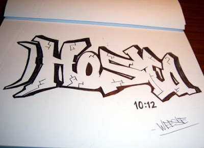Creative Graffiti: How To Draw Graffiti