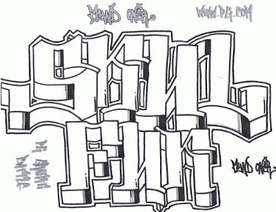 graffiti freestyle: Tips How To Draw Graffiti Art