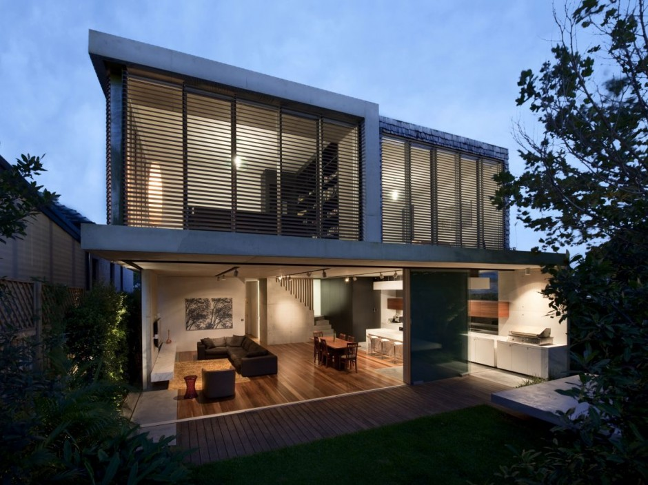 Queens Park House : By MCK Architects