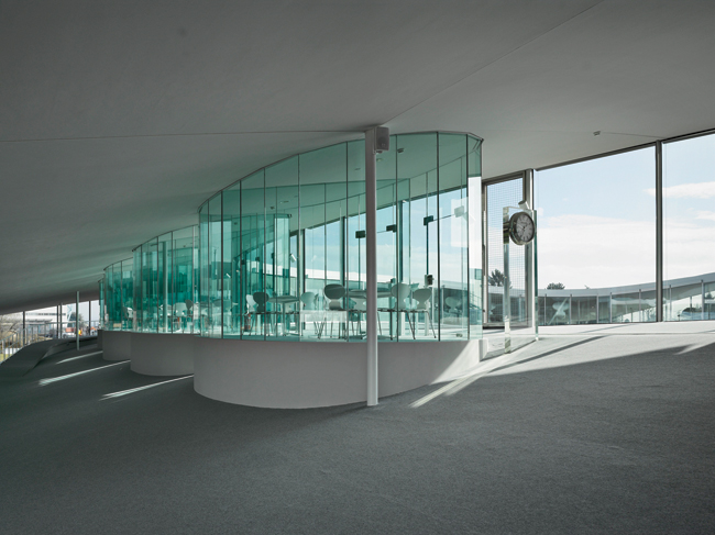 Rolex Learning Center By Sanaa Housevariety