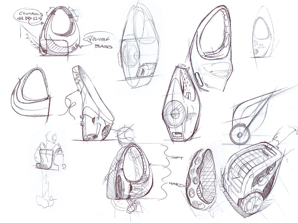 Higher Product Design Blog: I can't sketch!!