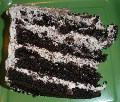 Hershey Bar Swiss Chocolate Cake