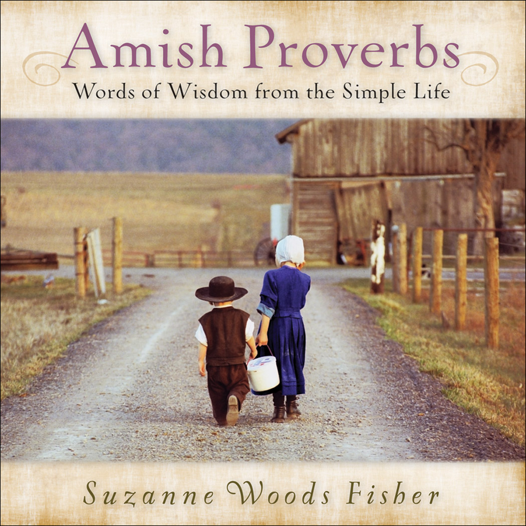 Bookin' with Bingo: AMISH PROVERBS: BLOG TOUR AND GIVEAWAY