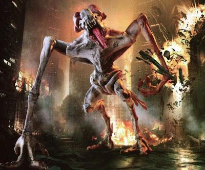Cloverfield 2 Monster