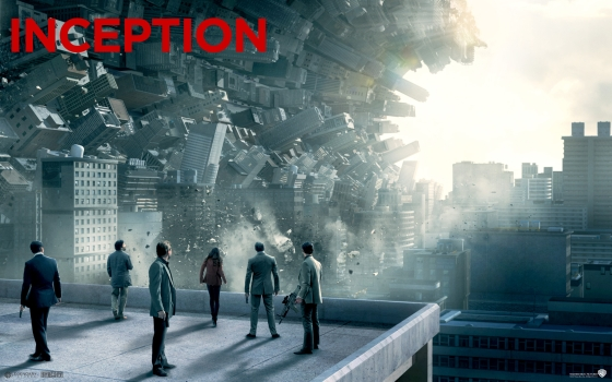 Inception - Poster