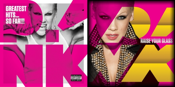 P!nk - Raise Your Glass - Greatest Hits... So Far !!!