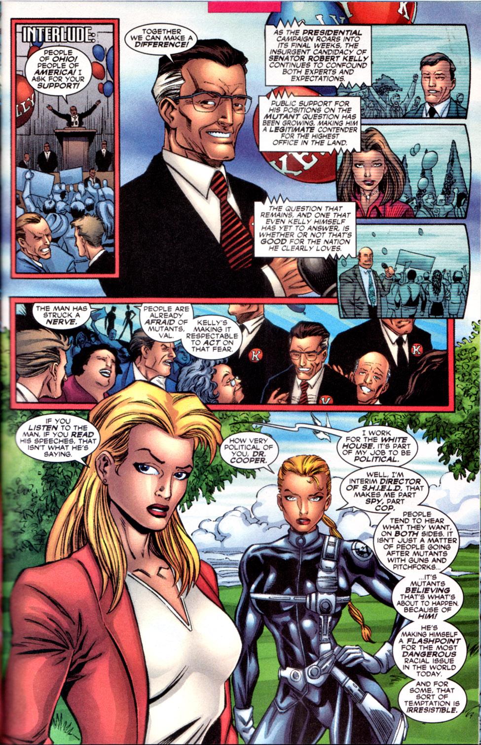 X-Men (1991) 106 Page 21