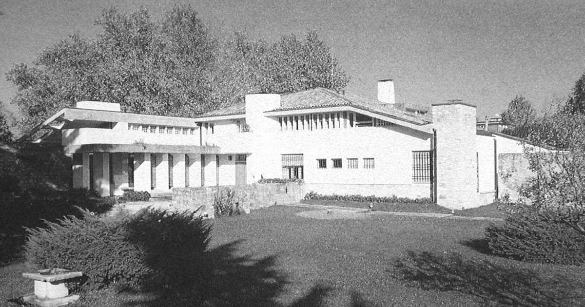 Angelo Masieri  architetto VILLA BORTOLOTTO Cervignano