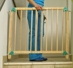 Barriere de securite escalier sans vis for Barriere escalier leroy merlin