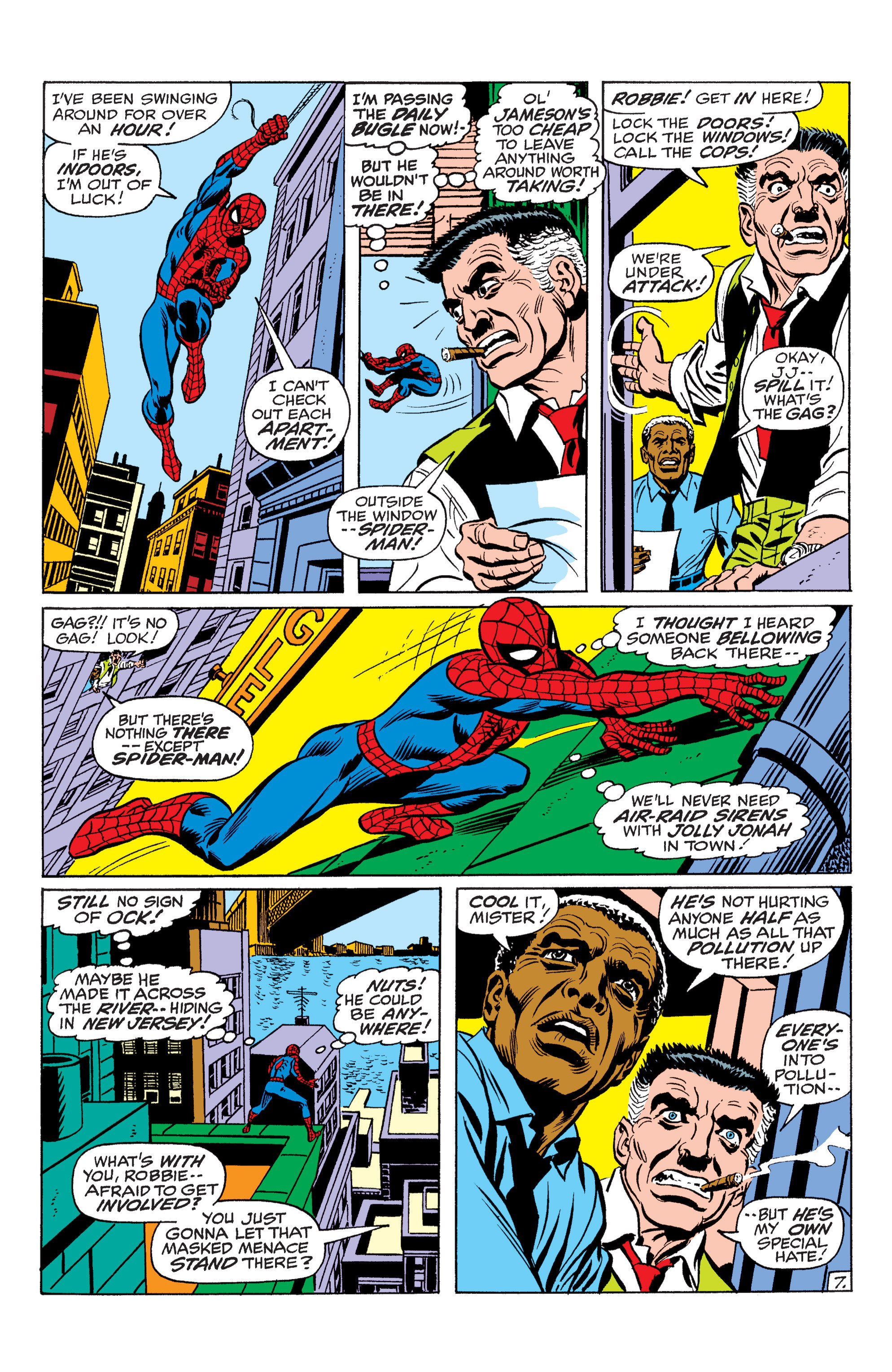 The Amazing Spider-Man (1963) 89 Page 7