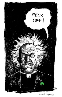 Eclectic Micks: HAPPY ST  PADDY'S DAY FROM FATHER JACK HACKETT!