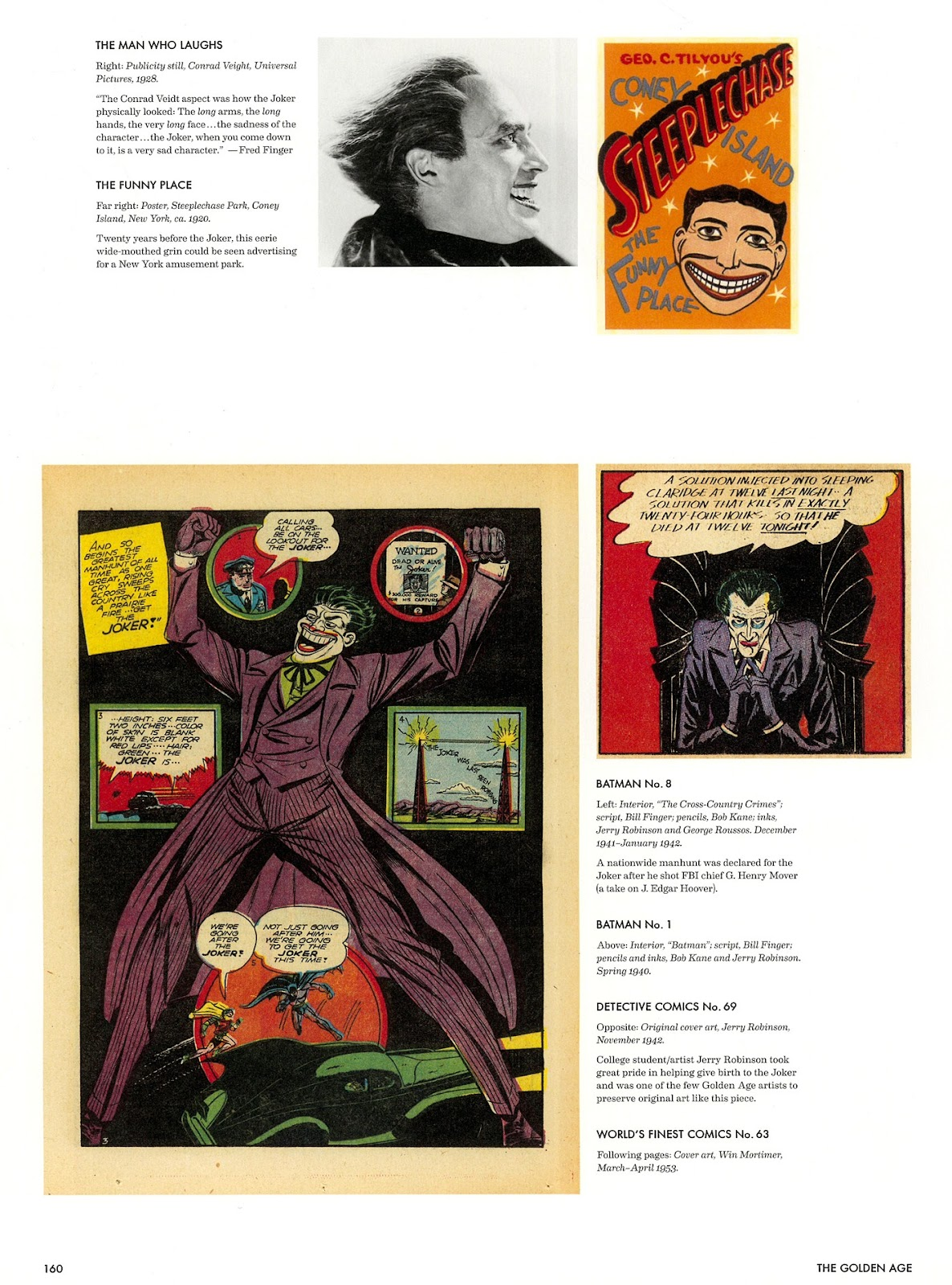 Read online 75 Years Of DC Comics comic -  Issue # TPB (Part 2) - 70