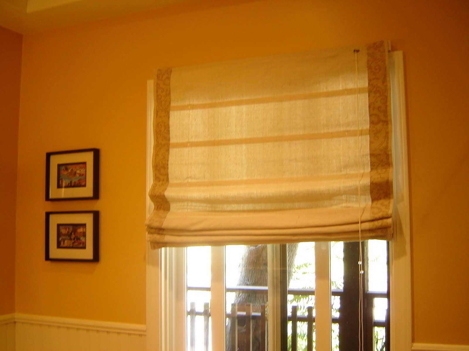 Heart And Home How To Make Roman Shades From Mini Blinds At Heart And Home