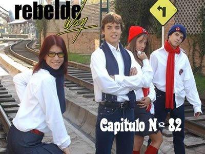 TV Fanatico: Ver el Capitulo Nº 82 de Rebelede Way Temporada 1