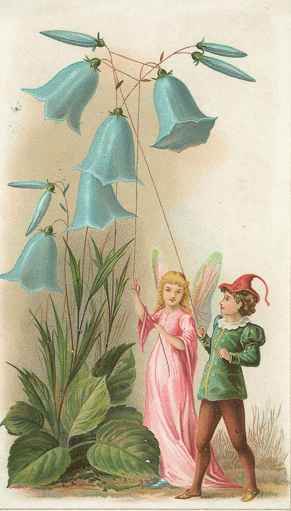Cards Scrapbooking And Art Vintage Elves Amp Fairies 42