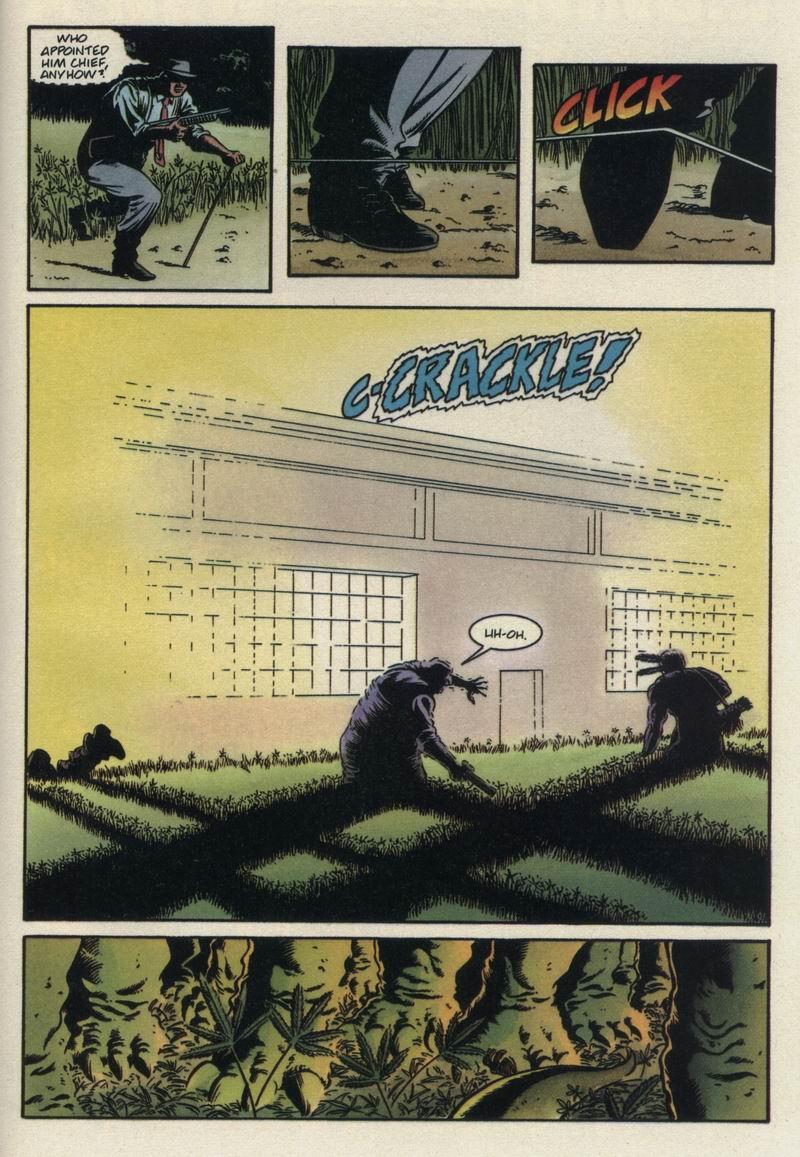 Read online Turok, Dinosaur Hunter (1993) comic -  Issue #21 - 21