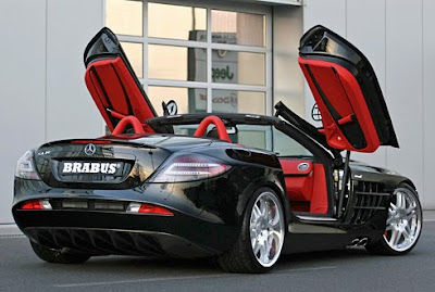 Car town: Mercedes SLR McLaren Price