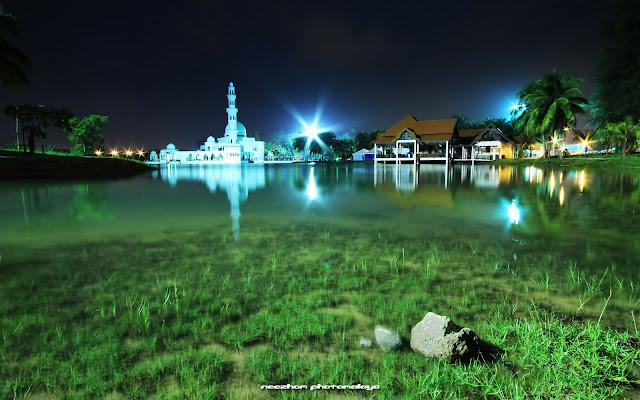 Masjid Kuala Ibai night shot again