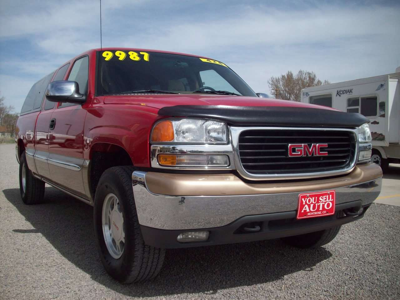 1999 Gmc Sierra 1500 Slt 4x4 Truck Sold You Sell Auto