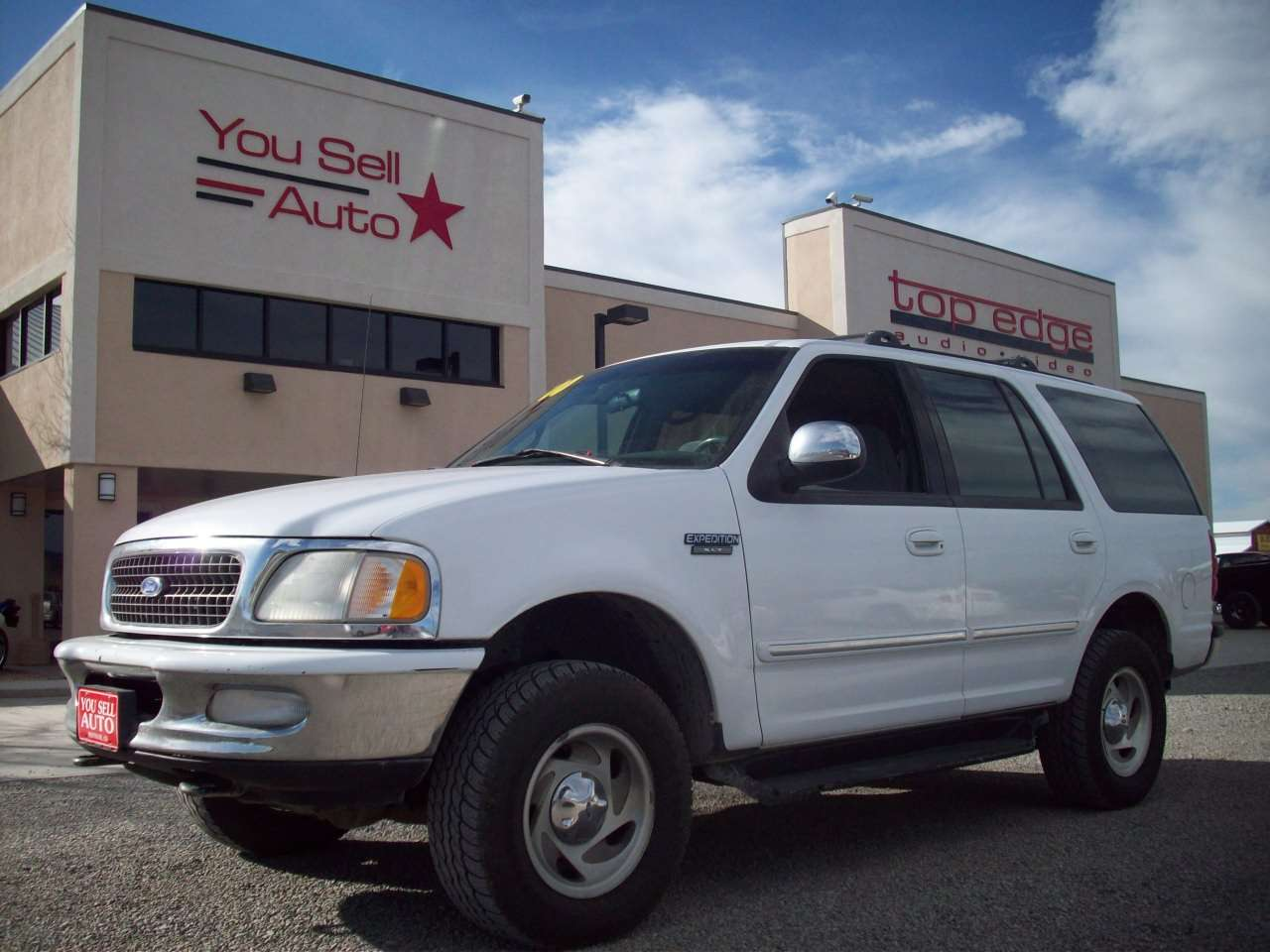 1997 ford expedition xlt 4 door 4x4 suv sold