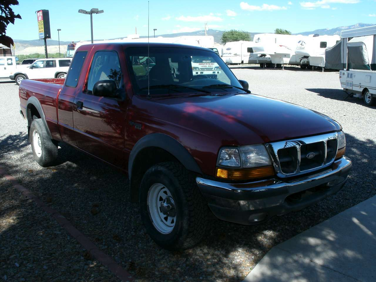 2000 ford ranger xlt 4x4 off road sold you sell auto. Black Bedroom Furniture Sets. Home Design Ideas