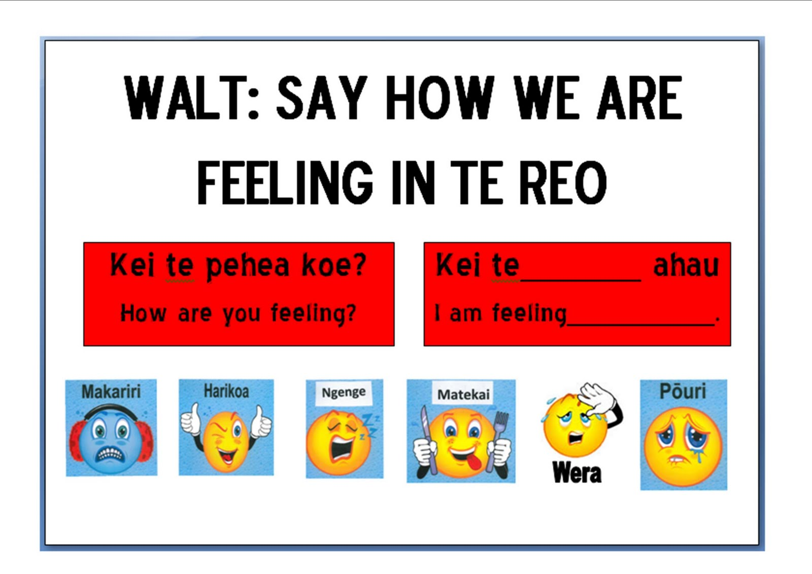 Images About Te Reo Tikanga