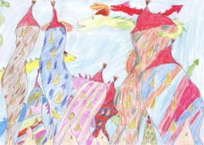 Kinderbild Märchen - Grundschule