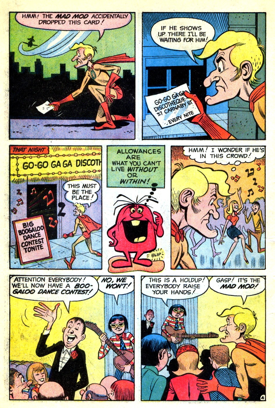 Archie's Madhouse issue 57 - Page 6