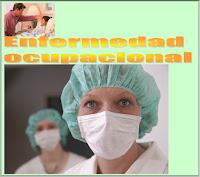Definición de enfermedad ocupacional 1